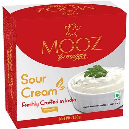MOOZ SOUR CREAM CHEESE 150G