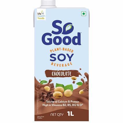 So Good Soy Milk Chocolate Flavour 1000Ml