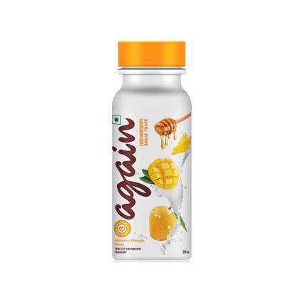 Alphanso Mango Yoghurt -Again-200 Ml - Again
