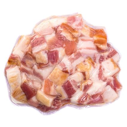 Smoked Bacon Cubes - Prasuma