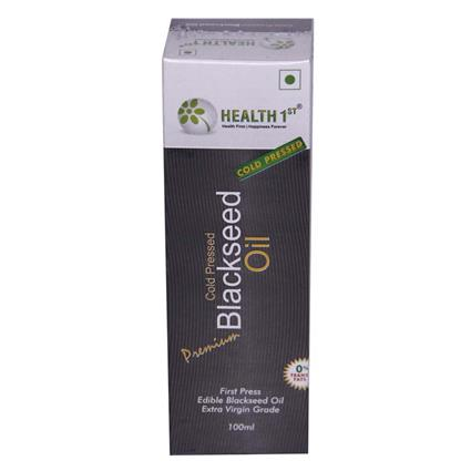 Cold Pressed Blackseed Oil - Health 1St
