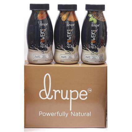 DRUPE ASSORTED VEGAN MILK PACK OF 3