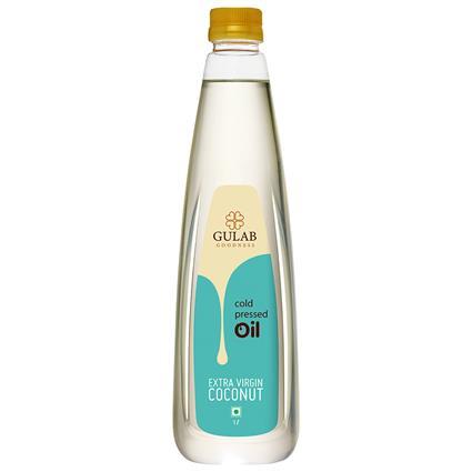 GULAB COLD PRESSED EV COCONUT OIL 1L