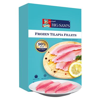Tilapia Fish Fillets - Big Sams