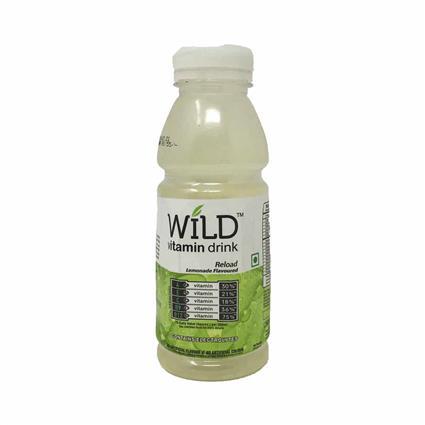 WILD VITAMIN DRINK LEMONADE 300ML BTL