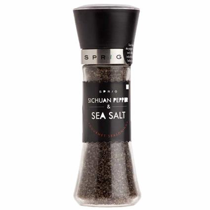 SPRIG SICHUAN PEPPER AND SEA SALT 200G