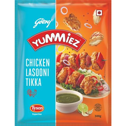 Lasooni Chicken Tikka - Yummiez