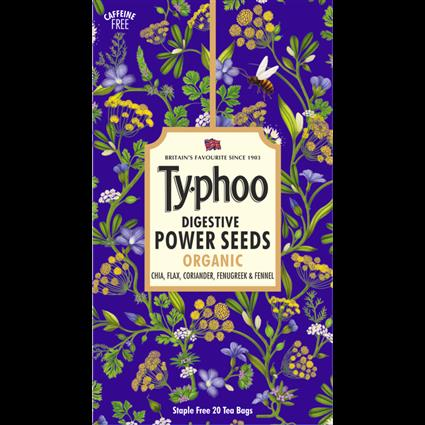 Typhoo Digestive Power Seeds Organic
