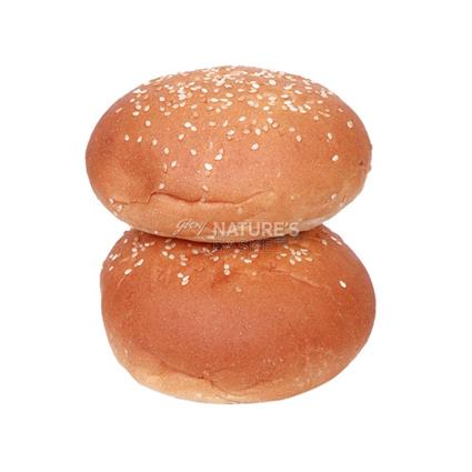 Burger Buns - 2Pcs - L'exclusif