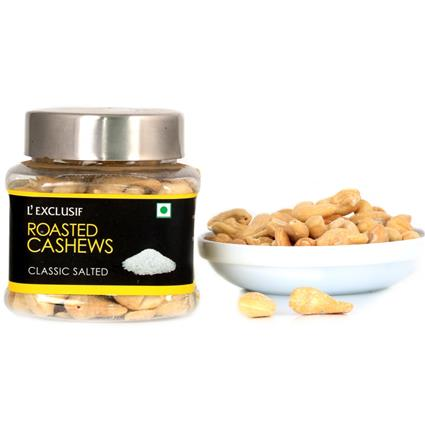 Salted Roasted Cashew - L'exclusif