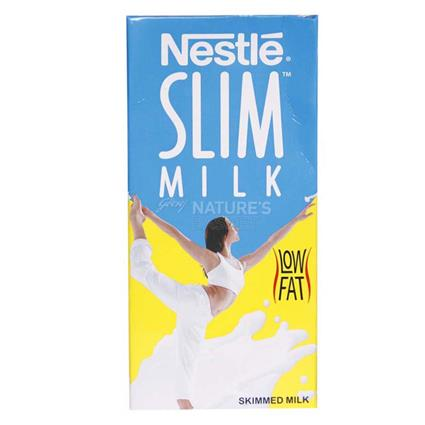 Slim Milk Tetra Pack - Nestle