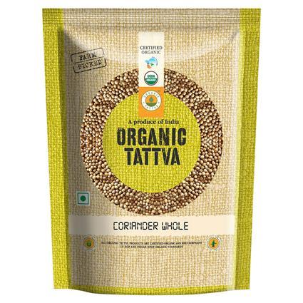 Coriander Whole Organic - Organic Tattva