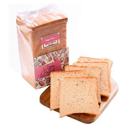 Whole Wheat Bread - Bon & Bread