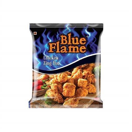 BLUE FLAME  CHICKEN  HOT ZING  350G