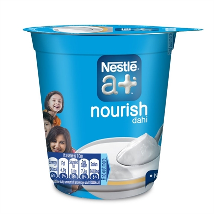 NESTLE A+ FRESH N NATURAL DAHI 200G