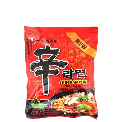 Shin Ramyun Noodle Soup - Nongsim