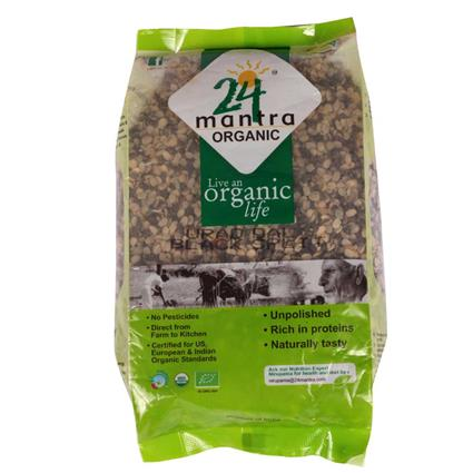 Urad Dal Black Split - 24 Mantra Organic