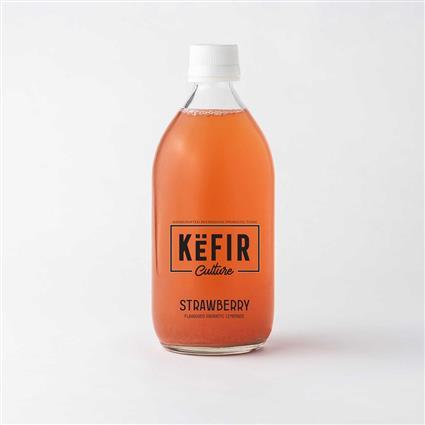 KEFIR CULTURE STRAWBERRY KEFIR 250 ML