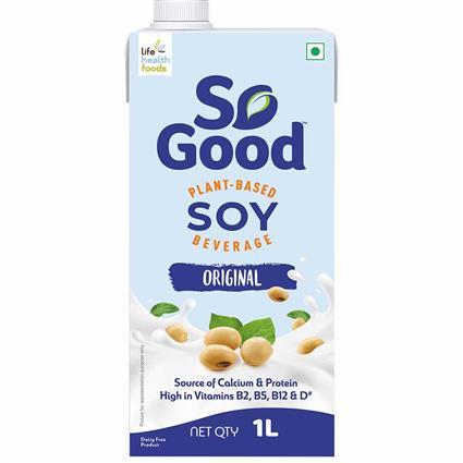 So Good Soy Milk Original 1000Ml
