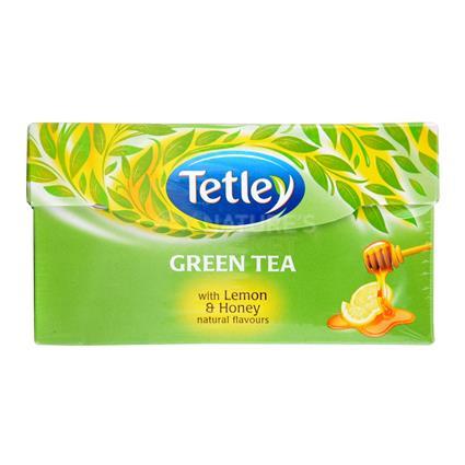 TATA TETLEY GRN TEA BAG LMN HONEY 25P
