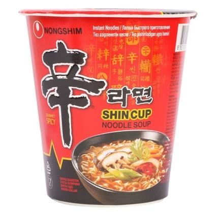 NONG SHIM SHIN CUP NOODLE SOUP 75G