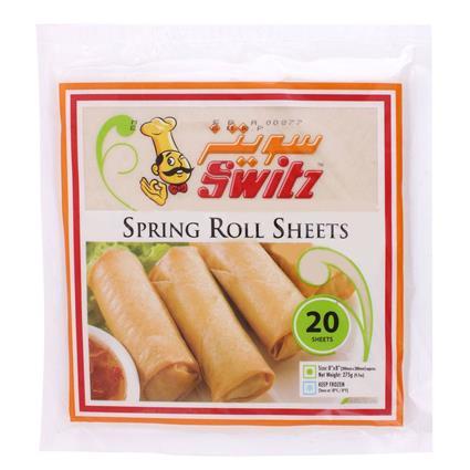 Spring Rolll Sheets - Switzz