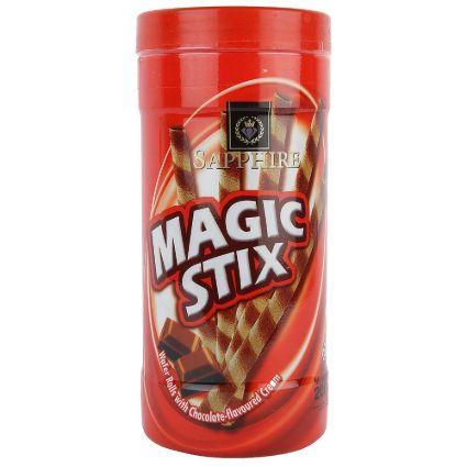 SAPPHIRE MAGIC STIX CHOCOLATE 200G