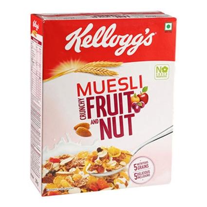 KELLOGGS MUESLI FRUIT & NUT 500G