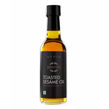 Toasted Sesame Oil - Sprig