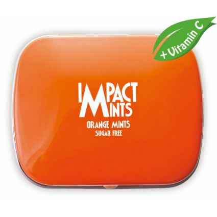 IMPACT SUGARFREE ORANGE MINT 14G