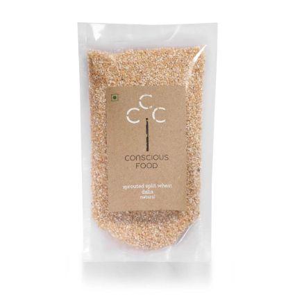 CONSCIOUS FOOD SPROUTED WHEAT DALIA 200G