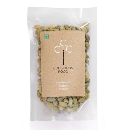 CONCISOUS FOOD CARDAMOM 50G