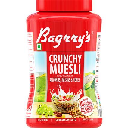 BAGRRYS CRUNCHI MUSELI JAR 1Kg