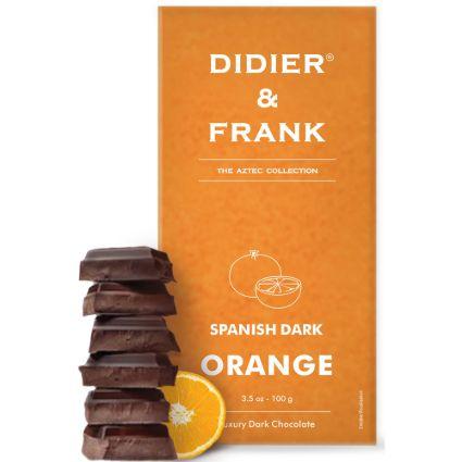 DIDIER & FRANK 57% DARK ORANGE 100G