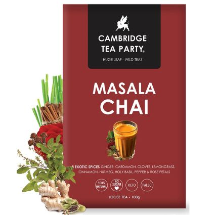 Cambridge Masala Chai 100G