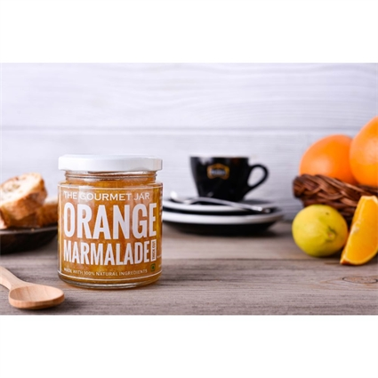 GOURMET JAR ORANGE MARMALADE (THICK CUT)