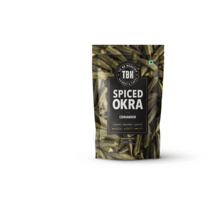 TBH Spiced Okra Chips 70G