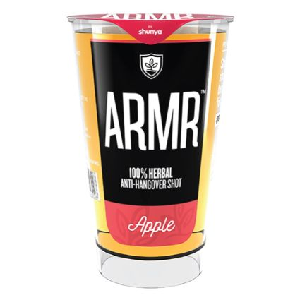 ARMR ANTIHANGOVER SHOT-APPLE60 ML