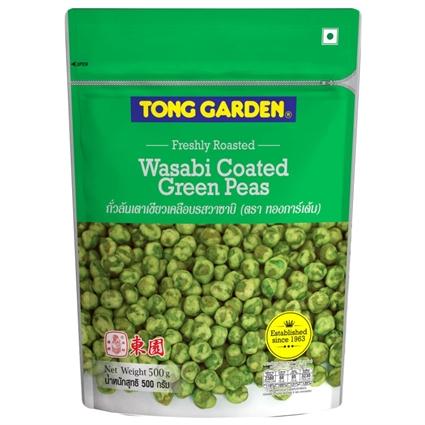 TONGGARDEN WASABI GREEN PEAS 500G