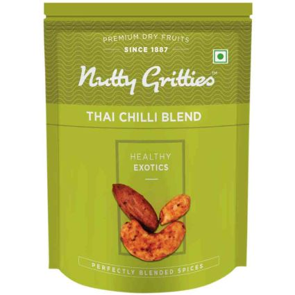 NUTTY GRITTIES THAI CHILLY BLEND 188G