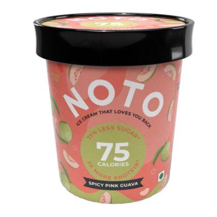 NOTO ICE CREAM SPICY PINK GUAVA 125ML