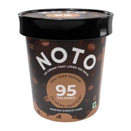 NOTO ICE CREAM MOCHA CHOCOLATE CHIP125ML