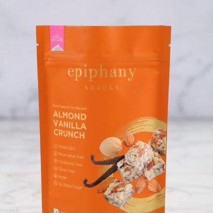 EPIPHANY ALMOND VANILLA CRUNCH 85G