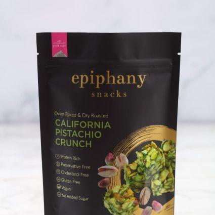 EPIPHANY CALIFORNIA PISTACHIO CRUNCH 85G