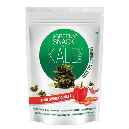 GSC KALE CHIPS THAI SWEET CHILLI 30G