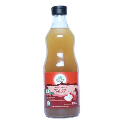 VINEGAR APPLE CIDER - ORGANIC TULSI