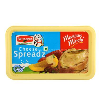 Cheese Spreadz -  Mexican Mirchi - Britania