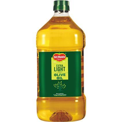 DELMONTE EXT. LIGHT OLIVE OIL JAR 2Ltr