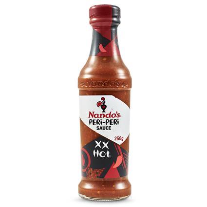 Extra Extra Hot Peri Peri Sauce - Nandos