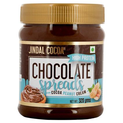 Chocolate Spread Peanut Cream - Jindal Cocoa
